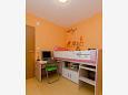 Bedroom 3 - Apartment A-9660-b - Apartments Uvala Donja Kruščica (Šolta) - 9660