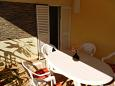 Terrace - Apartment A-9660-b - Apartments Uvala Donja Kruščica (Šolta) - 9660