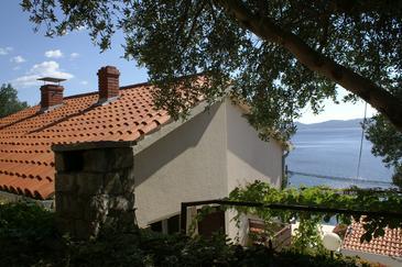 Obiekt Pisak (Omiš) - Zakwaterowanie 967 - Apartamenty blisko morza ze żwirową plażą.