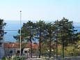 Balcony - view - Apartment A-9672-a - Apartments Dramalj (Crikvenica) - 9672