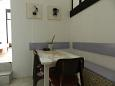 Dining room - Apartment A-9674-b - Apartments Brist (Makarska) - 9674