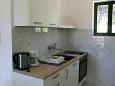 Kitchen - Apartment A-9684-b - Apartments Jezera (Murter) - 9684