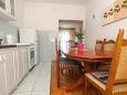 Slatine, Dining room u smještaju tipa apartment, dopusteni kucni ljubimci i WIFI.