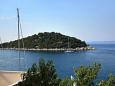 Terrace - view - Apartment A-995-a - Apartments Zaklopatica (Lastovo) - 995