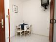 Dining room - Studio flat AS-996-b - Apartments Pasadur (Lastovo) - 996