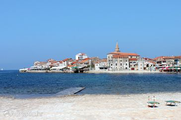 Umag in riviera Umag (Istra)