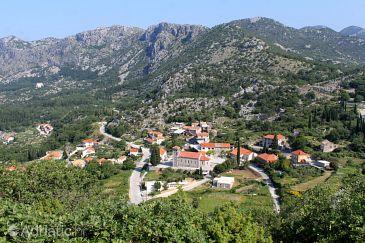 Dubravka in riviera Dubrovnik (Južna Dalmacija)