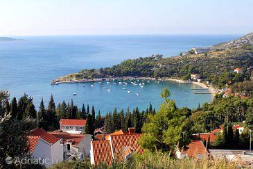 Srebreno in riviera Dubrovnik (Južna Dalmacija)