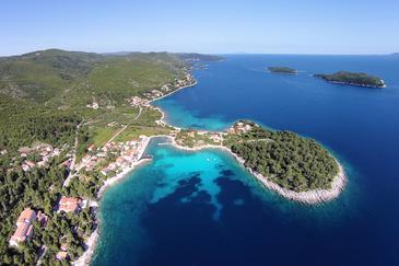 ubytování Korčula