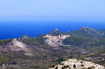 Lastovo on the island Lastovo (Južna Dalmacija)