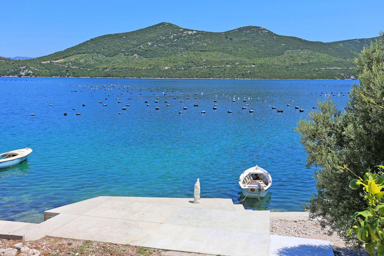 Holiday apartment im Ort }uronja (Peljeaac), Kapazität 2+3 (1495745), Putnikovic, Island of Peljesac, Dalmatia, Croatia, picture 9