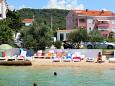 Nearest beach - Apartments Stara Novalja (Pag) - 4071