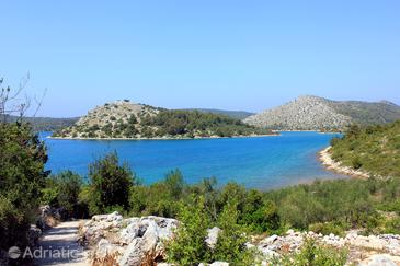 Telašćica - Uvala Dragnjevica on the island Dugi otok (Sjeverna Dalmacija)