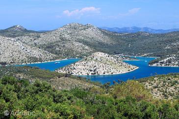 Telašćica - Uvala Pasjak na otoku Dugi otok (Sjeverna Dalmacija)