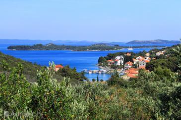 Žman na otoku Dugi otok (Sjeverna Dalmacija)