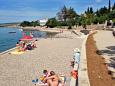 Nearest beach - Apartments Maslenica (Novigrad) - 6569