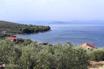 Uvala Sveti Ante na otoku Pašman (Sjeverna Dalmacija)