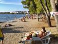 Beach  in Zadar - Diklo, Zadar.