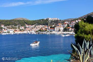 Hvar na otoku Hvar (Srednja Dalmacija)