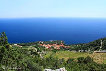 Sveta Nedilja on the island Hvar (Srednja Dalmacija)