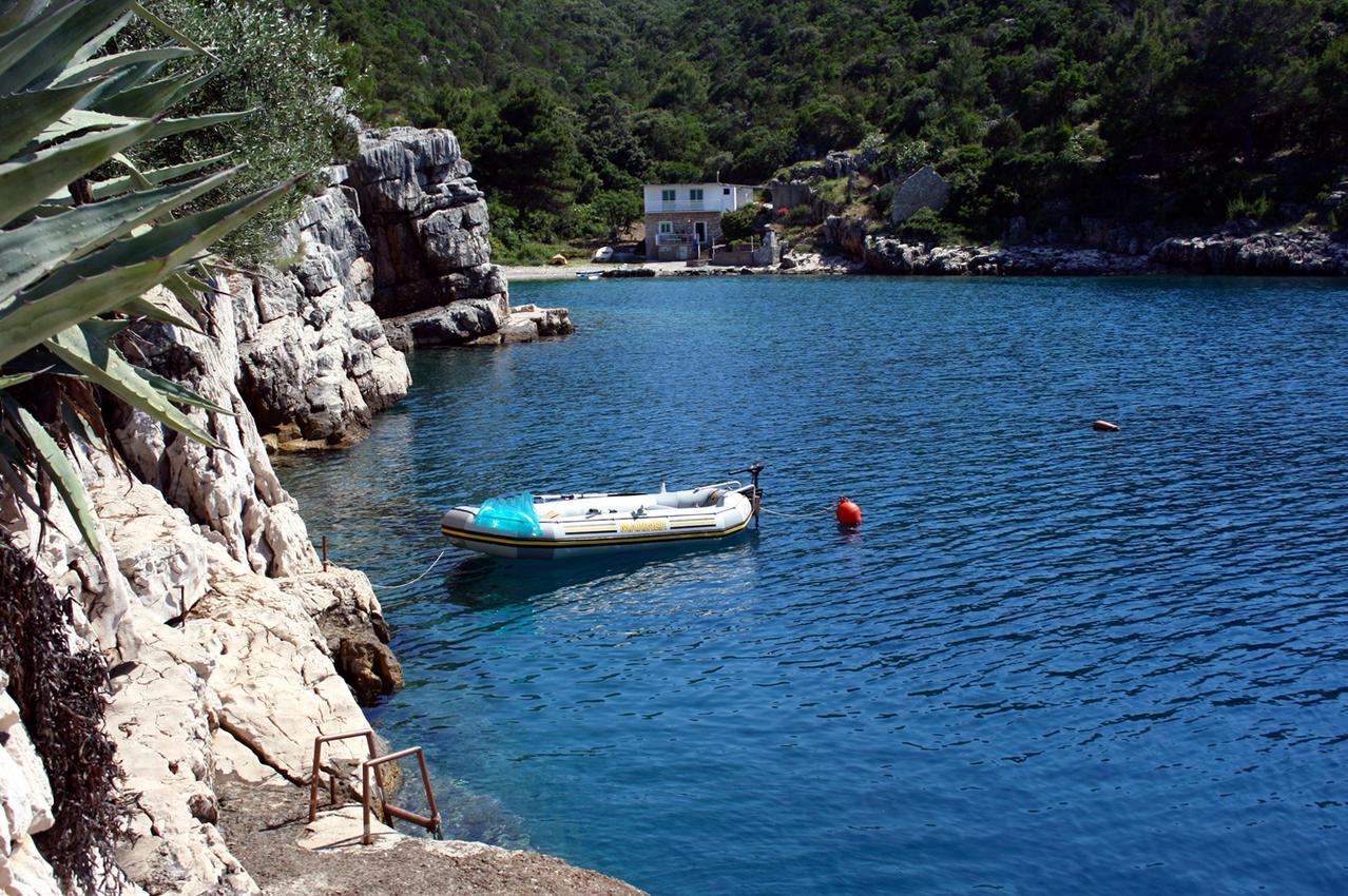 Ferienwohnung im Ort Uvala Pokrivenik (Hvar), Kapazität 4+0 (1891304), Gdinj, Insel Hvar, Dalmatien, Kroatien, Bild 9
