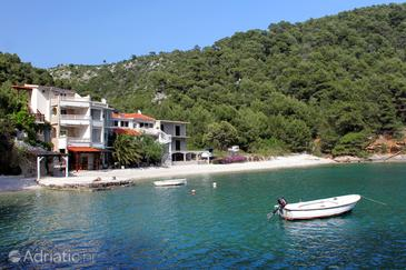 Uvala Smokvina on the island Hvar (Srednja Dalmacija)