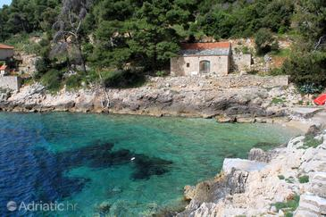 Uvala Vela Lučica na otoku Hvar (Srednja Dalmacija)