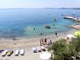 Plaža  u mjestu Podstrana, Split.
