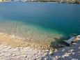 Beach  in Vranjic, Split.