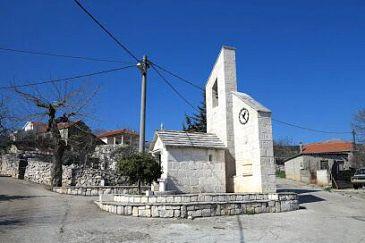 Gustirna in riviera Trogir (Srednja Dalmacija)