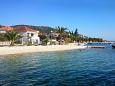 Plaža  u mjestu Poljica, Trogir.