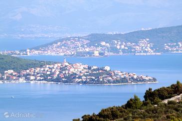 Seget Vranjica in riviera Trogir (Srednja Dalmacija)