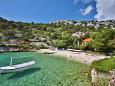 Beach  in Sevid, Trogir.