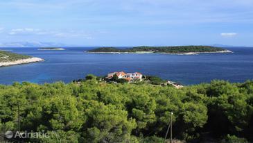 Brgujac na otoku Vis (Srednja Dalmacija)