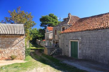 Podšpilje na otoku Vis (Srednja Dalmacija)