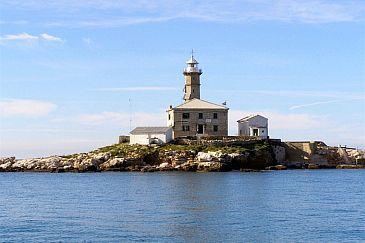 Latarnia morska Sv. Ivan na pučini - Sv. Ivan (Istria)